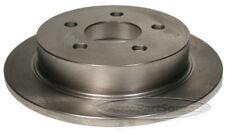 Disc Brake Rotor-Performance Plus Brake Rotor Rear Tru Star 493030
