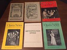 Metropolitan Opera House Grand Opera Libretto Otello Opera News Rare Ephemera