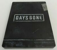 Days Gone PS4 Collectors Edition Steelbook + Soundtrack Only | No Game