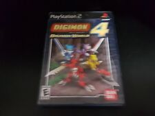 Digimon World 4 [PS2] [PlayStation 2] [Complete!]