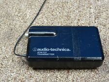 Audio-Technica ATW-T27 Lapel Microphone Transmitter