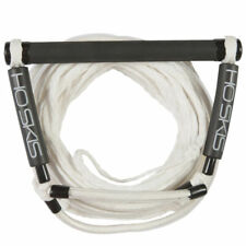 HO Sports Universal Deep V 1 Piece 75 Foot Water Ski Tow Line Rope & Handle