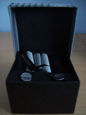 Cufflink Set & 5 Handkerchief Boxed Set The Perfect Gift Matalan New With Tags