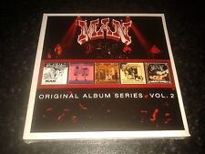 MAN - ORIGINAL ALBUM SERIES VOL.2 5 CD SET NEW SEALED 2016 WARNER