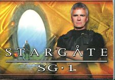 Stargate SG1 Season 6 Complete 72 Card Base Set