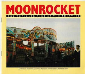 Moonrocket The Thriller Ride of the Thirties PB
