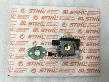 GENUINE STIHL fs38  fs45 55 46 fc55 fs ht 75 80 85 carburetor s291d OEM NEW