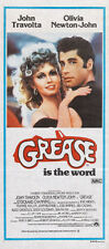 Grease Insert Movie Poster 14x36 Replica
