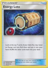 x4 Energy Loto - 122/145 - Uncommon Pokemon SM2 Guardians Rising M/NM English