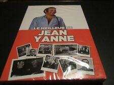 """COFFRET 2 DVD NEUF """"LE MEILLEUR DE JEAN YANNE"""""""