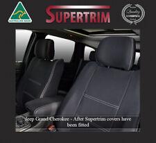 Front Fbmp Amp Rearar Seat Cover Fit Jeep Grand Cherokee Neoprene Waterproof