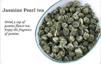 Té De Flores De Jazmín 100g Jasmine Flower Tea Jasmine Pearl Organic Green Tea