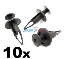 10x 9mm pannello di plastica Trim Clip-Paraurti & davanzale stampaggio clip-TOYOTA & LEXUS