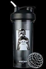 Blender Bottle x Mandaloria Sports Classic 28 oz. Shaker Mixer Cup with Loop Top