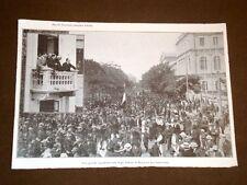 WW1 Prima guerra mondiale del 1914-1918 Bucarest nel 1915 Italiani Fasciotti