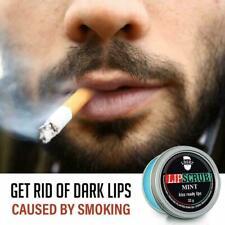 LBERT Mint Lip Scrub Kiss Ready Lips for Lightening & Brightening Dark Lips  22g