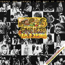 FACES SNAKES AND LADDERS THE BEST OF LP VINYL (New Release June 1st 2018)