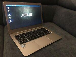 """ZenBook UX305CA 13"""" / intel m3 / 4gb / 128go / win10 pro"""