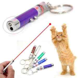 1mW Powerful Red Laser Lazer Pointer Pen High Professional Power 650nm Pet Toy
