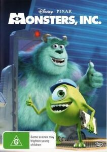 Disney - Monsters, Inc.(DVD 2013)