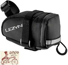 LEZYNE M-CADDY BLACK SEAT BAG-NO PACKAGE