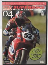 SBK Superbike World Championship DVD - Very Good