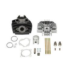 For 1983-2006 YAMAHA PW 80 PW80 Cylinder Gasket Piston Ring Kit Set Top End Bike