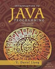 Intro to Java Programming, Brief Version by Y. Daniel Liang (2013, Paperback)