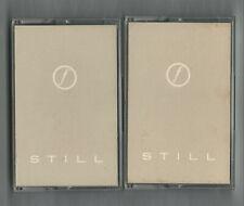 Joy Division Still Cassette Tape Factory FACT 40C UK1986