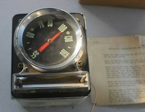 1955 Ford Car NORS Radio Face & Housing