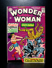 COMICS: DC: Wonder Woman #160 (1966), 1st SA Cheetah (Priscilla Rich) - RARE