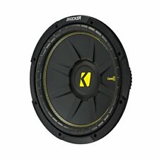 "KA44CWC104 Kicker compc 10"" Voiture Subwoofer 300 W Rms 4 Ohm"