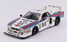 BEST MODEL BES9658 - Lancia Beta Monte Carlo Turbo #66 24H du Mans - 1981   1/43