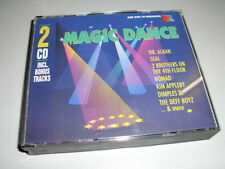 Rtl plus Magic Dance 2 CD 's avec seal Dr Alban Nomad Kim Appleby Fancy feat Gran