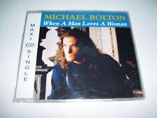 MICHAEL BOLTON - WHEN A MAN LOVES A WOMAN 3tr. CD MAXI