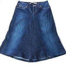 Joe's Jeans Jean Denim Skirt  Women's Size 27 Upcycled