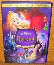 DVD Walt Disney Dornröschen Platinum Edition Z4 2-Disc