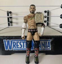 WWE Wrestling Figures CM Punk, Shad & JTG