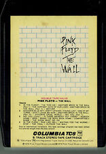 MFD IN CANADA PROGROCK 8 TRACK STEREO TAPE CARTRIDGE PINK FLOYD : THE WALL