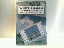 Australia Post Stamp Series, White Ensign 1939-1945 and Heritage Book