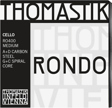 THOMASTIK RONDO 4/4 Cello Saiten SATZ  NEW brand Thomastik Cello Strings