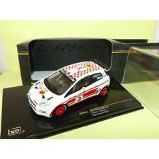 FIAT PUNTO S2000 RALLYE DE RUSSIE 2007 A. ALEN IXO RAM289 1:43 1er
