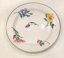 "Vintage Tiffany & Co. Sintra Pattern 9"" Breakfast Luncheon Floral Plate"