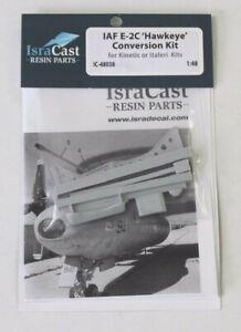 Isra Cast E-2C Hawkeye Conversion Kit Pour Cinétique Ou Italeri En 1/48 038 St