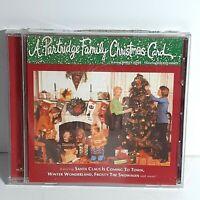 A Partridge Family Christmas Card CD Shirley Jones David Cassidy 1972 Arista...