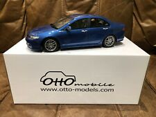 Honda Accord EURO R (CL7) Blue 1/18 Otto Model - *NEW*