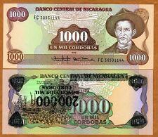 Nicaragua, 200,000 on 1000 Cordobas, ND (1990), P-162,  UNC> Error 1