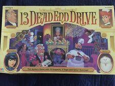 Vintage 13 Dead End Drive Board Game Milton Bradley