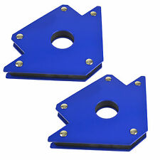 50lb / 100mm Large Welding Magnet Holder Soldering Durable Body Pair AT691_PAI