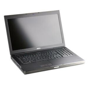 Dell Precision M6700 i7-3940XM EXTREME 4x3,0GHz 8GB 320GB K3000M RW AUSL W10 B8